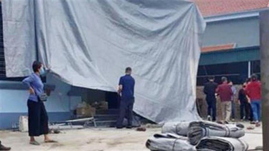 Nổ súng ở Quảng Ninh do mâu thuẫn tình ái