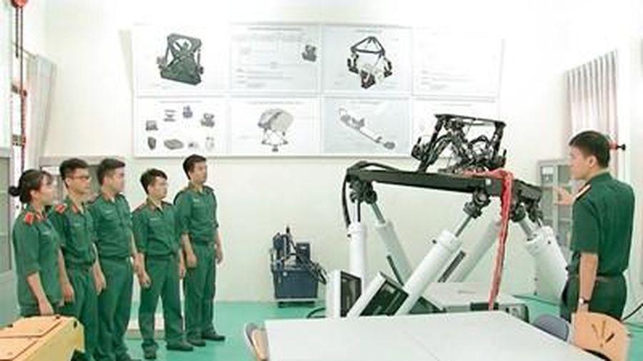 Bảo đảm kỹ thuật tốt cho đào tạo và nghiên cứu khoa học