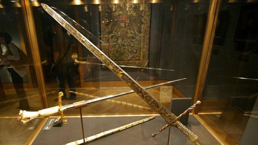 Bật mí vũ khí chết chóc nổi tiếng nhất thời Trung Cổ
