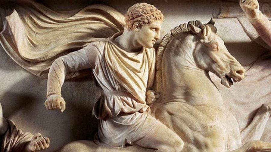 Alexander Đại đế có cơ thể tỏa ra hương thơm quyến rũ?