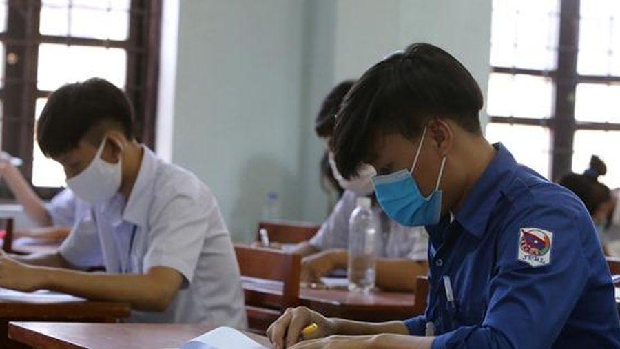 Quảng Bình, Quảng Trị: 53 thí sinh liên quan dịch Covid - 19 không dự thi đợt 1