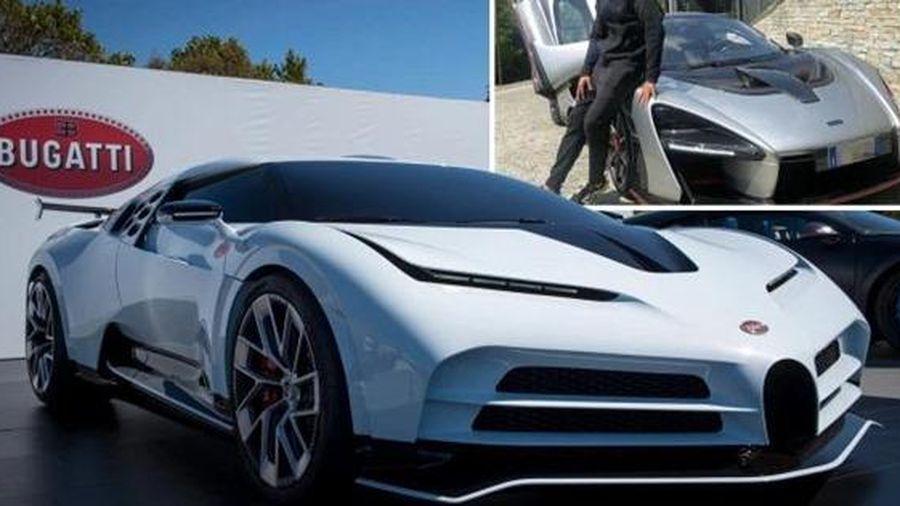 Ronaldo sắm siêu xe 8.5 triệu bảng… giải khuây
