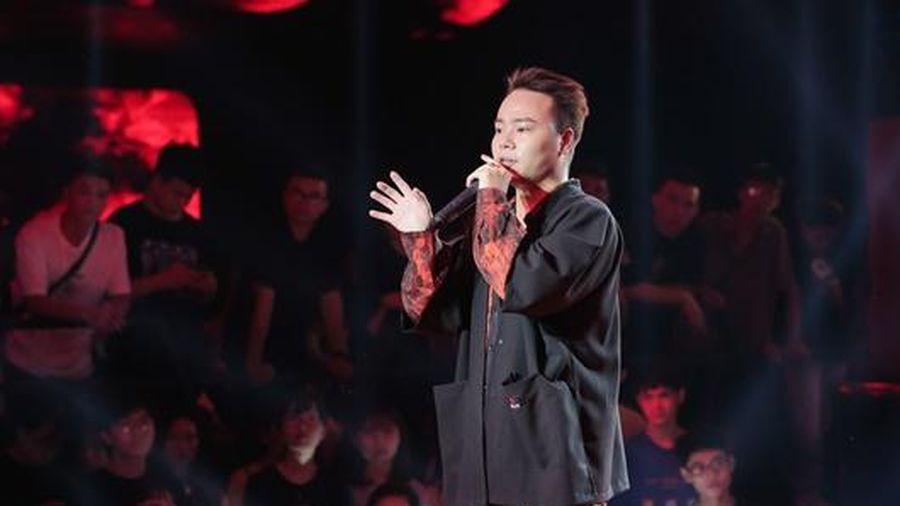 'King Of Rap' tập 2: Lần đầu tiên Việt Nam có rap kết hợp ca trù khiến 4 HLV 'đổ gục' hoàn toàn