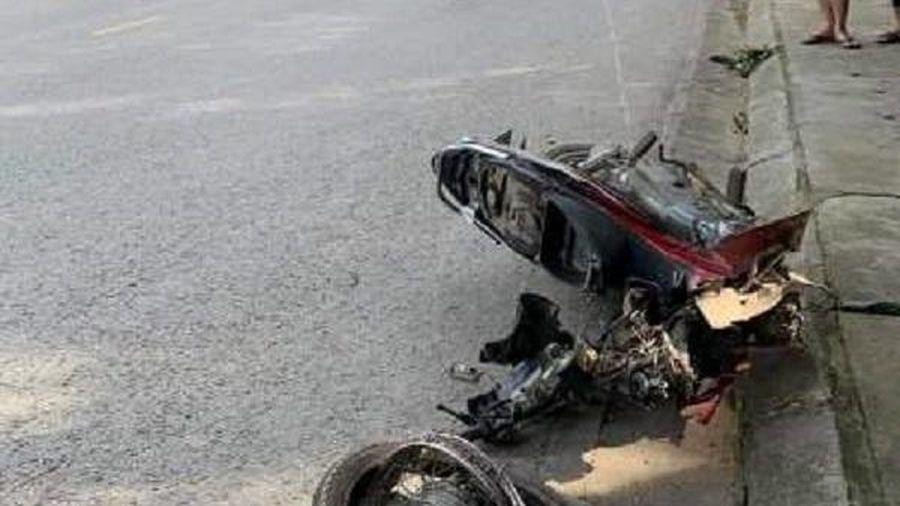 Một người tử vong trong vụ ô tô va chạm xe máy ở Yên Bái