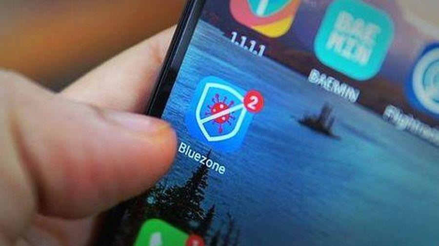Ứng dụng Bluezone đạt hơn 10 triệu lượt cài đặt, phát hiện nhiều F1, F2