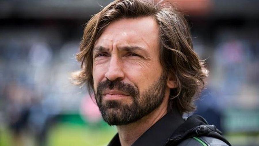 Juventus gây sốc khi bổ nhiệm Andrea Pirlo làm 'thuyền trưởng' mới