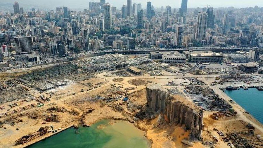 Tổng thống Lebanon từ chối điều tra quốc tế vụ nổ tại cảng Beirut, hé lộ khả năng bị tấn công