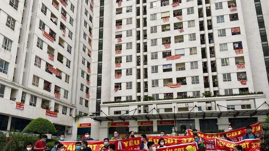 Đề xuất cấm cửa chủ đầu tư sử dụng 2% phí bảo trì chung cư