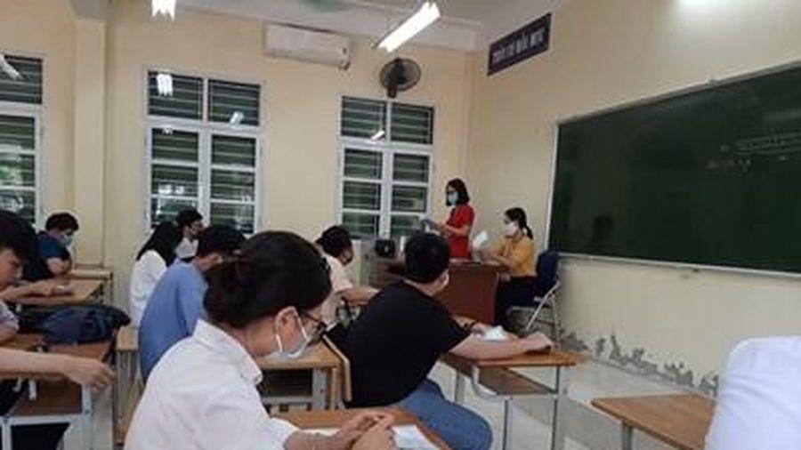Thi tốt nghiệp THPT 2020: 26.168 thí sinh không dự thi đợt 1