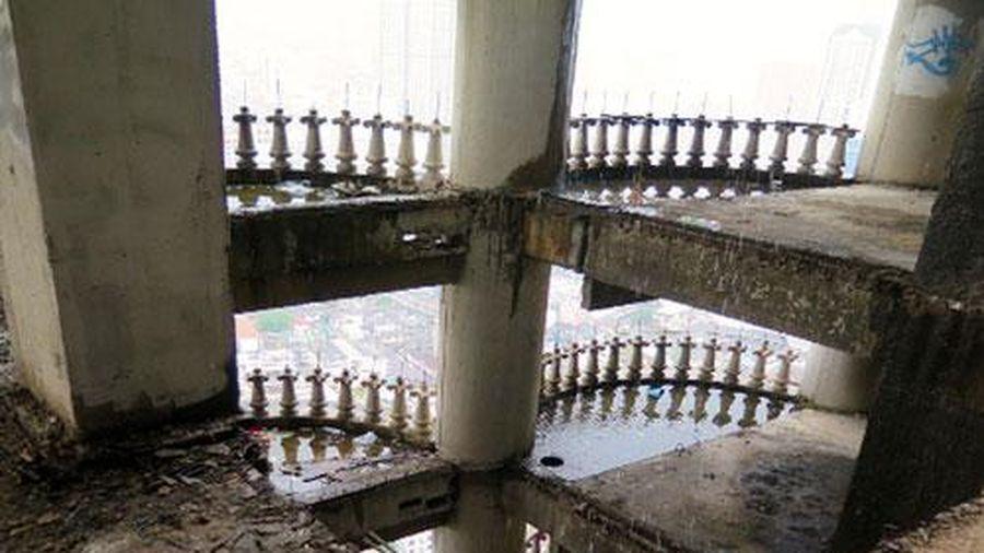 Sự thật rùng rợn về 'tháp ma' 49 tầng bỏ hoang ở Bangkok