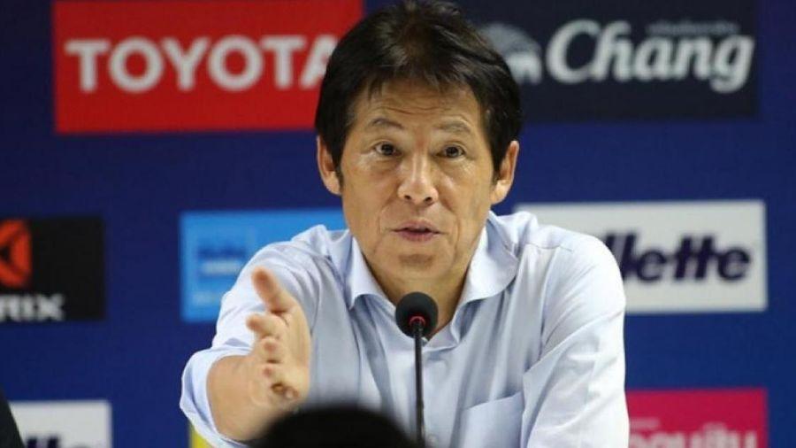 HLV Nhật Bản khiến tuyển Thái Lan lo sốt vó