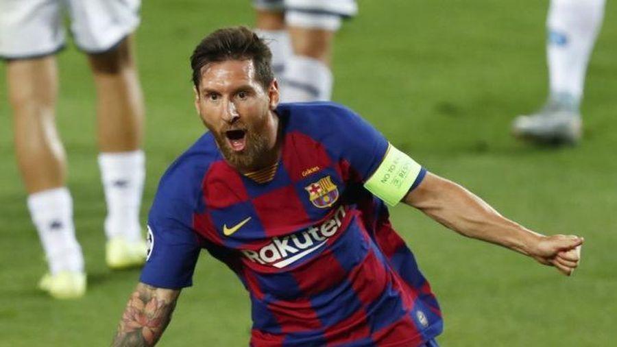 Messi lập siêu phẩm, Barca hẹn Bayern ở tứ kết Champions League