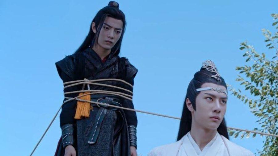 Khi diễn viên Hoa ngữ diễn cảnh bị tra tát một cách 'giả trân': Tiêu Chiến - Đường Yên - Angelababy đều có mặt