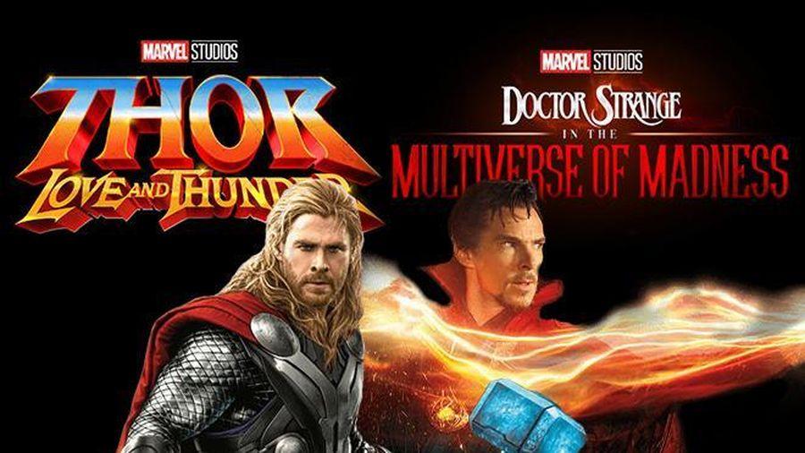 MCU giai đoạn 4: Doctor Strange có phim kinh dị, Thor có phim tình cảm lãng mạn