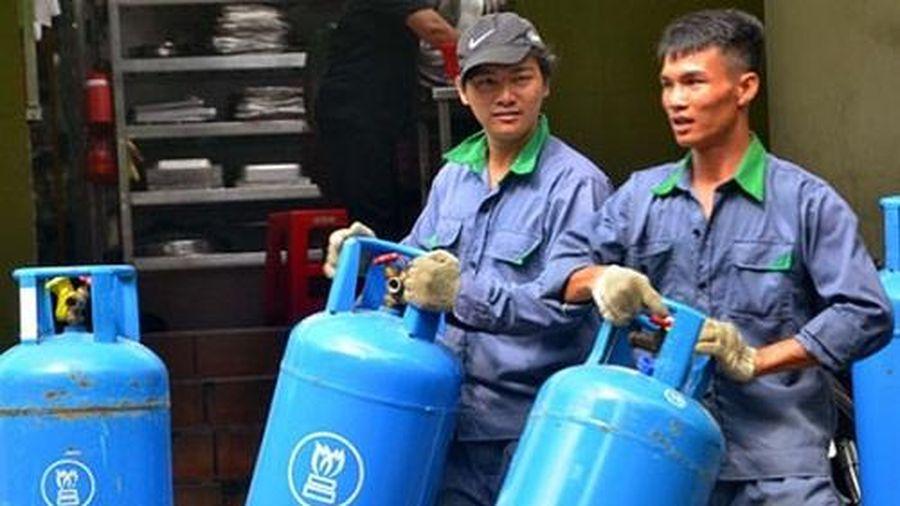 Giá gas hôm nay 9/8: Giá gas trong nước tăng nhẹ