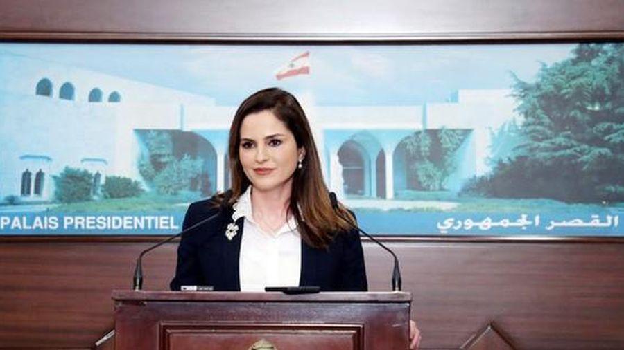 Bộ trưởng Thông tin Lebanon từ chức sau vụ nổ chấn động Thủ đô Beirut