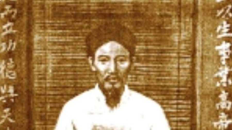 Đông Pha Xích Bích Du của Thánh thơ Cao Bá Quát