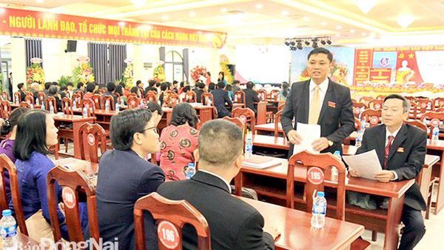 Tiếp tục góp ý kiến cho dự thảo báo cáo chính trị trình Đại hội Đảng bộ tỉnh lần thứ XI, nhiệm kỳ 2020-2025