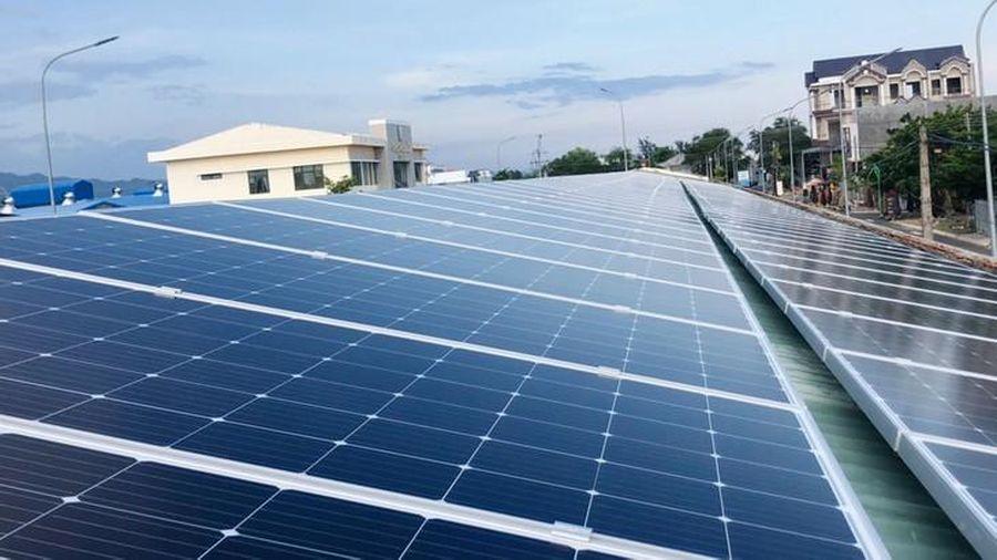 Nhà máy điện mặt trời Phước Thái 1 chính thức được nghiệm thu đưa vào sử dụng