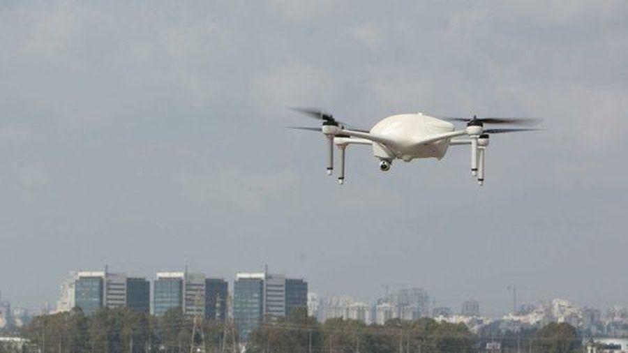 Singapore thử nghiệm UAV phát hiện người vi phạm giãn cách xã hội