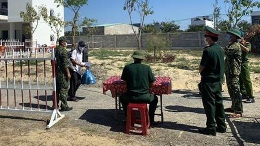 80 người hoàn thành cách ly tập trung tại Quảng Nam