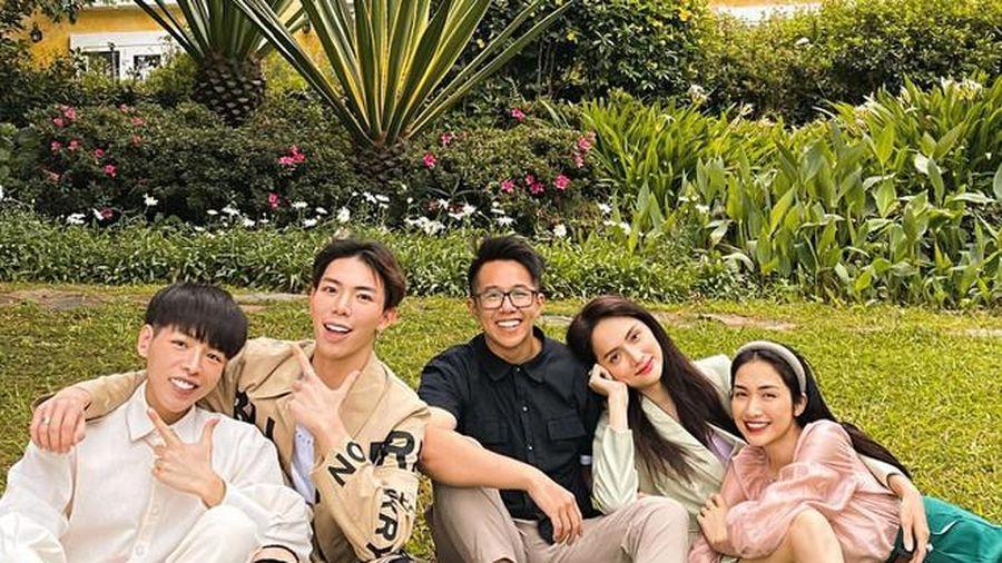 Sau khi công khai, Hoa hậu Hương Giang và CEO Matt Liu tung ảnh tình tứ