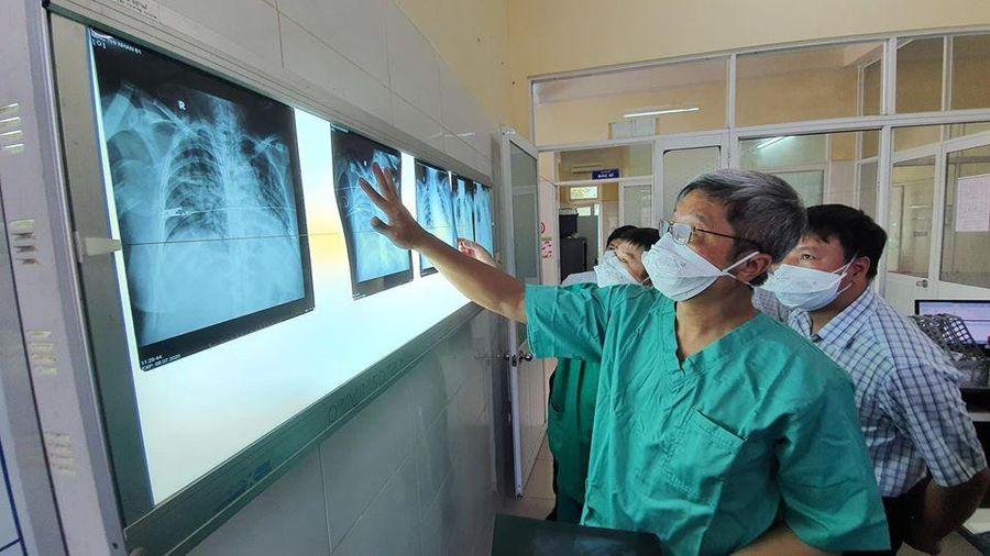 2 ca mắc Covid-19 tại Bệnh viện TƯ Huế đã có xét nghiệm âm tính
