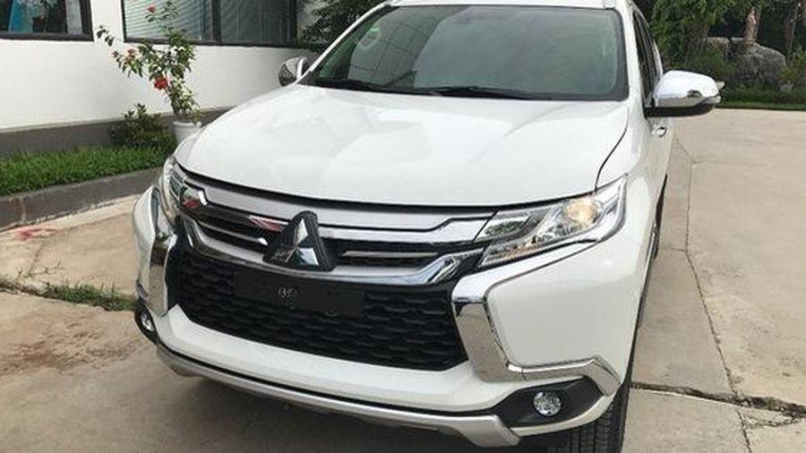 Mitsubishi Pajero Sport xả hàng còn 780 triệu đồng: SUV 7 chỗ rẻ nhất, mở đường đón mẫu mới ra mắt Việt Nam