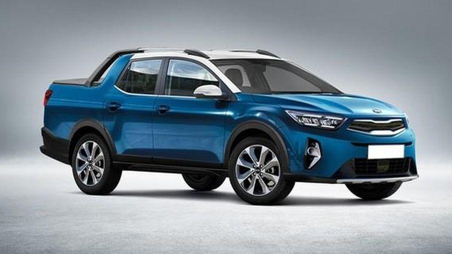 Kia sắp ra mắt bán tải cạnh tranh Ford Ranger: Bán tải Hàn ngập tràn công nghệ