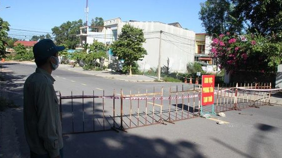 TP Đông Hà bắt đầu thực hiện giãn cách xã hội