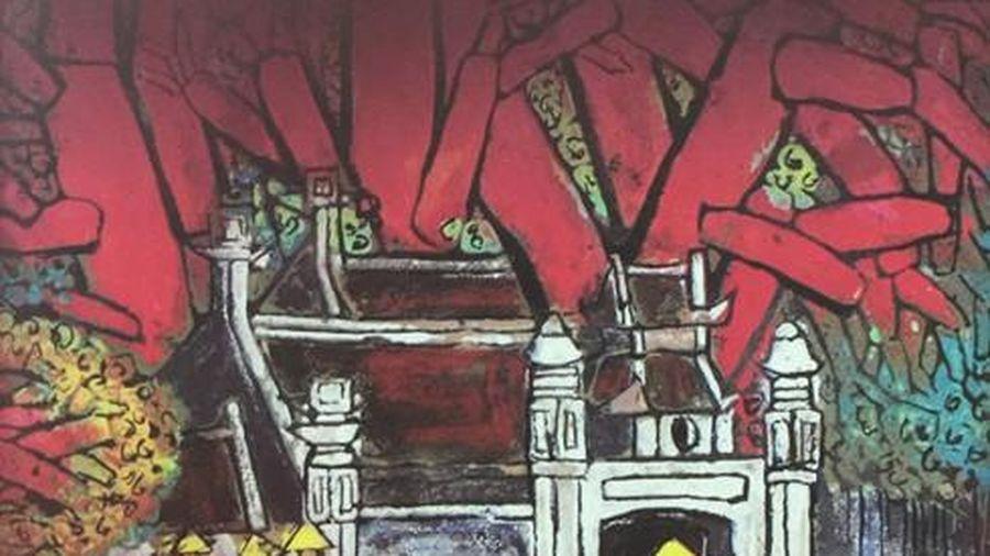 Hương Nắng 5 - tập thơ văn: Mãi mãi một tình yêu