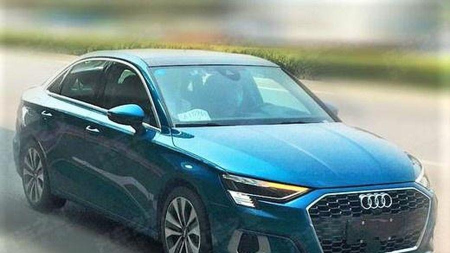 Lộ diện Audi A3 phiên bản trục cơ sở kéo dài, động cơ tăng áp 1.5L