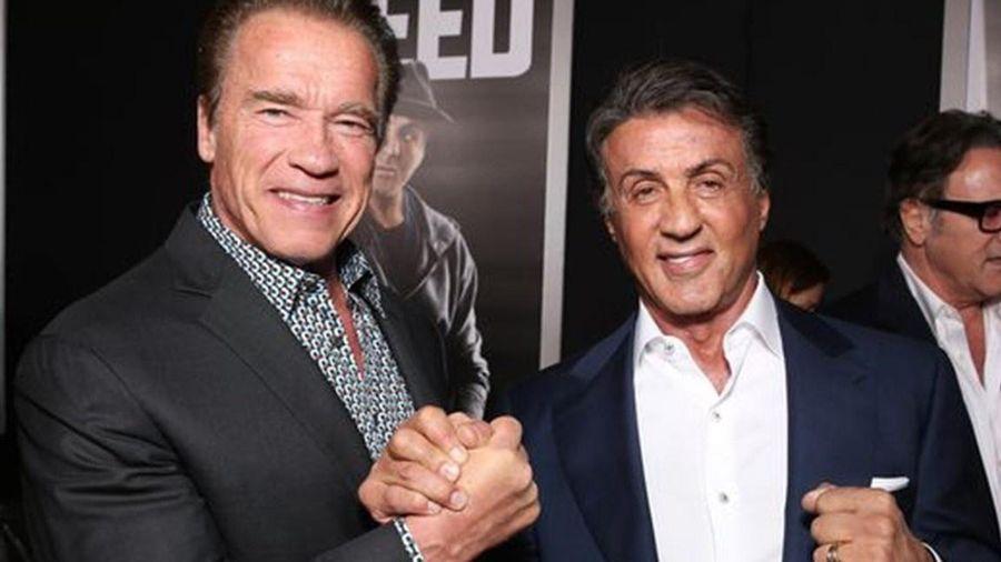 Quá khứ không đội trời chung của hai huyền thoại hành động Hollywood