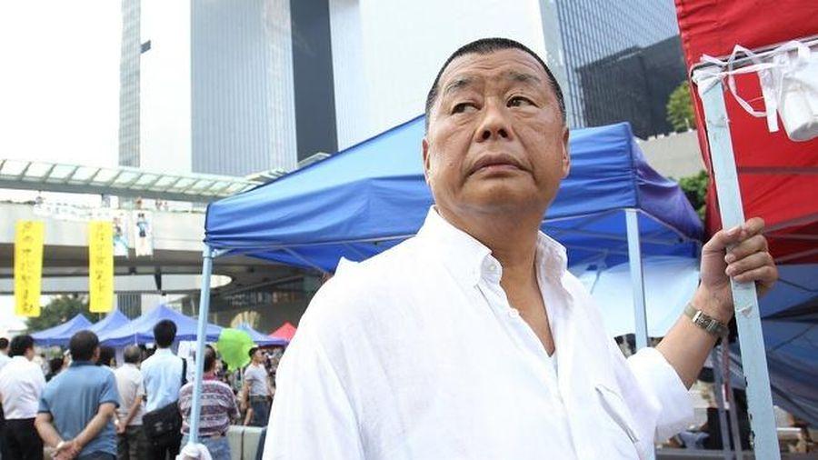 Trùm truyền thông Hong Kong bị bắt theo luật an ninh quốc gia mới