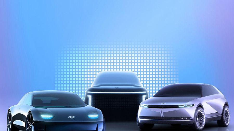 Hyundai ra mắt thương hiệu con Ioniq - tấn công thị trường xe điện