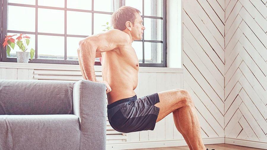 6 bài tập gym dễ thực hiện tại nhà trong mùa dịch