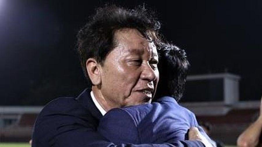 Ông Chung Hae-seong có thể trở lại dẫn dắt CLB TP.HCM