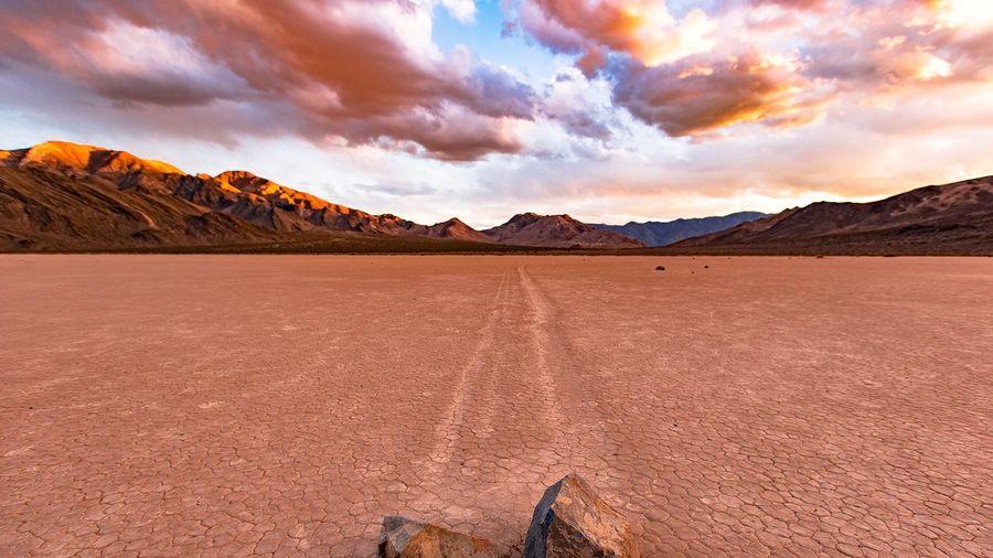 Thung lũng Chết và 4 điểm đến nguy hiểm nhất thế giới