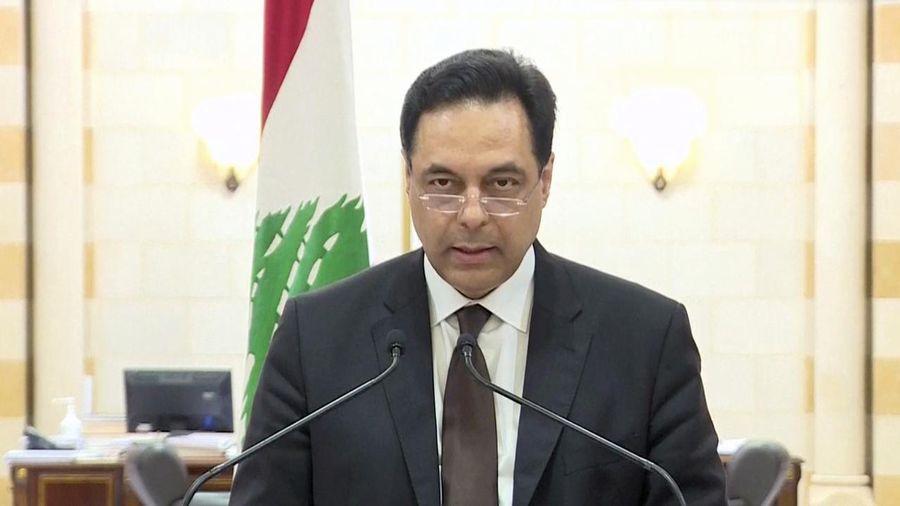 Thủ tướng Lebanon tuyên bố chính phủ từ chức