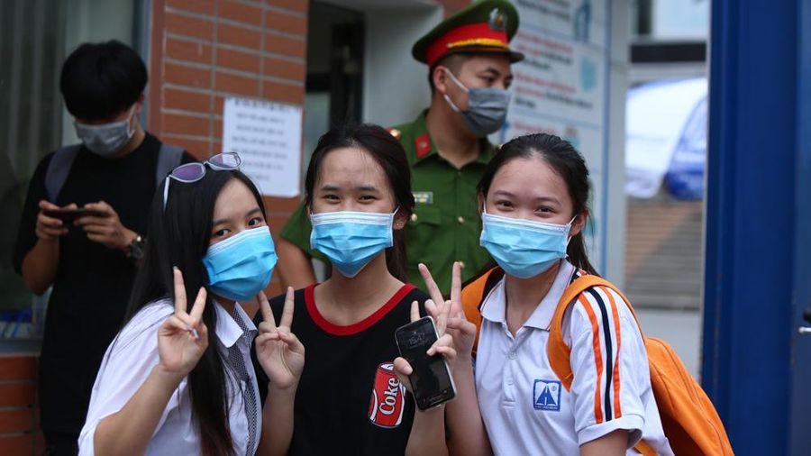 Hà Nội: Thí sinh tự tin đạt điểm cao môn Ngoại ngữ