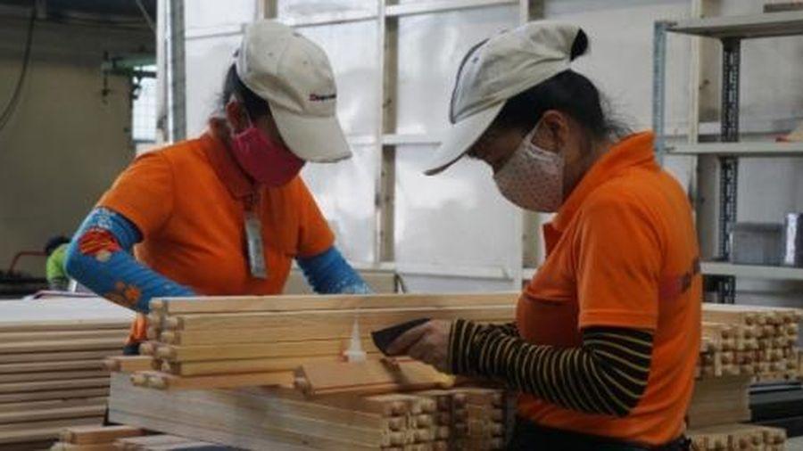 Xuất khẩu gỗ tăng trưởng ấn tượng trong 2 tháng liên tiếp