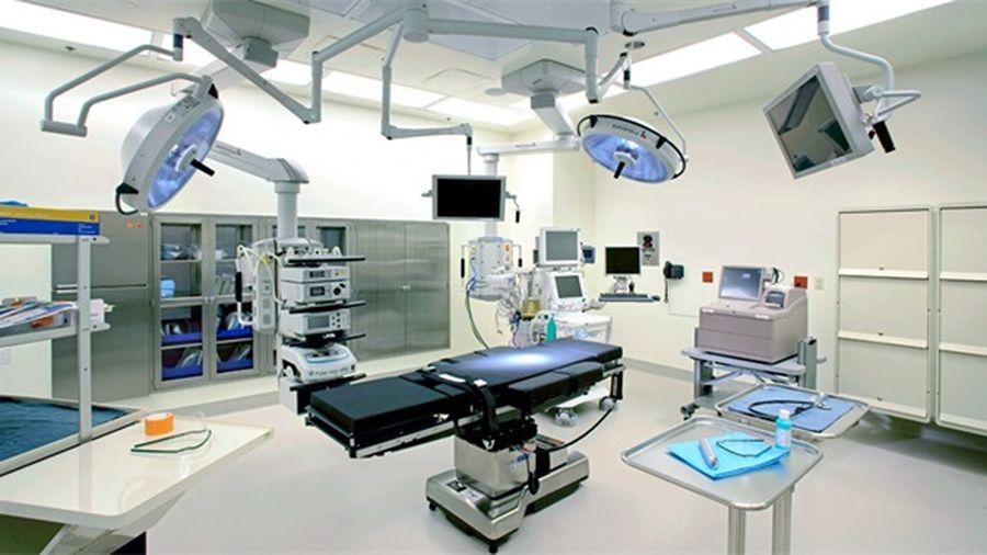 Đề xuất nhiều ưu đãi hoạt động sản xuất trang thiết bị y tế