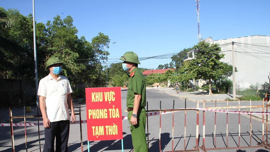 Quảng Trị thực hiện giãn cách xã hội toàn TP Đông Hà