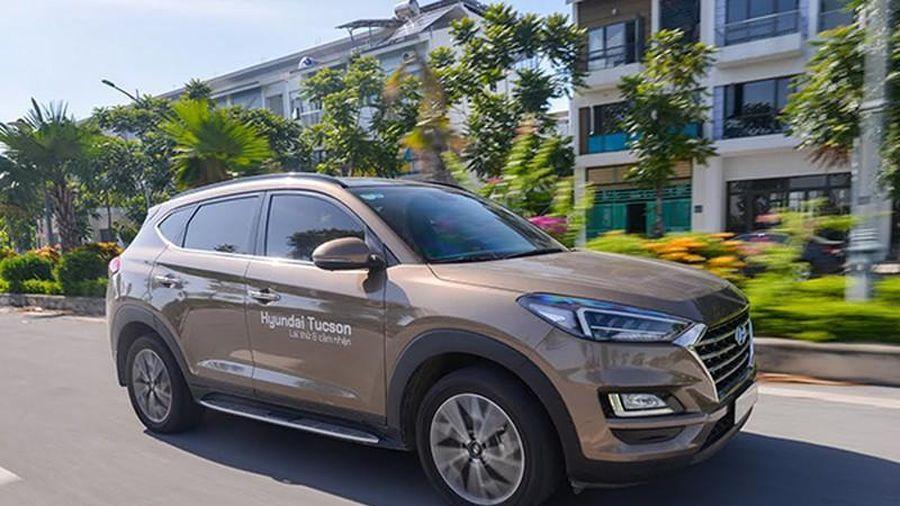 Hơn 7600 xe Hyundai đến tay khách Việt tháng 7/2020