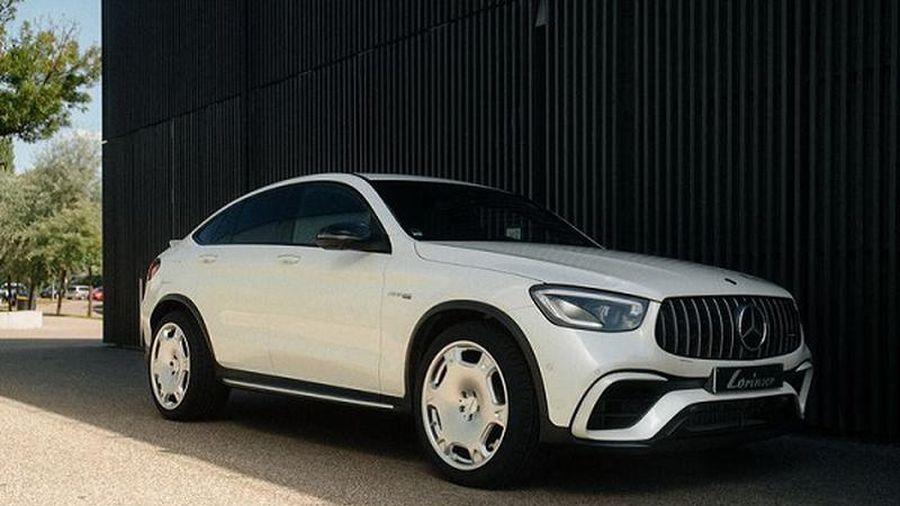 Mercedes-AMG GLC 63 S Coupe tăng 582 mã lực nhờ Lorinser