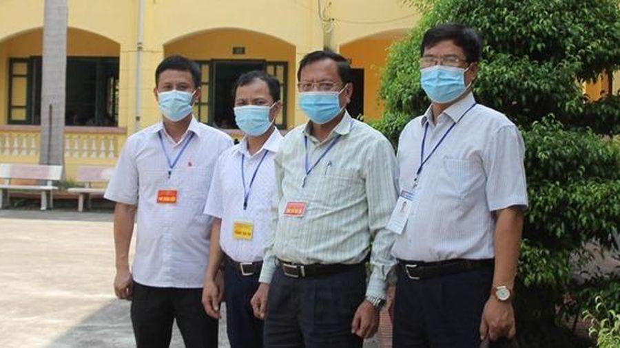 Bắc Giang: Kiểm tra, đảm bảo an toàn trong suốt kỳ thi tốt nghiệp THPT