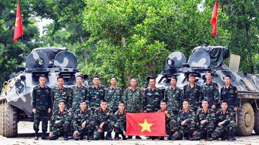 Army Games 2020: Đội tuyển Việt Nam quyết tâm 'Đã ra quân là đánh thắng'