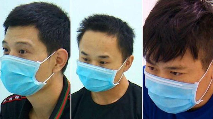 Cách ly 3 người Trung Quốc nhập cảnh trái phép về Bạc Liêu