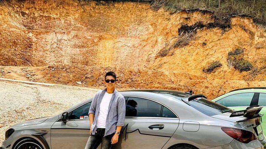 Bạn trai mới của Hương Giang là dân chơi xe có tiếng