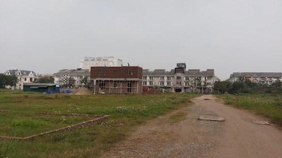 Bộ Tài nguyên Môi trường hủy thanh tra hàng loạt dự án bất động sản